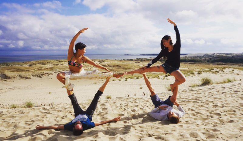 AcroYoga FunDay Jam + Meet and Eat