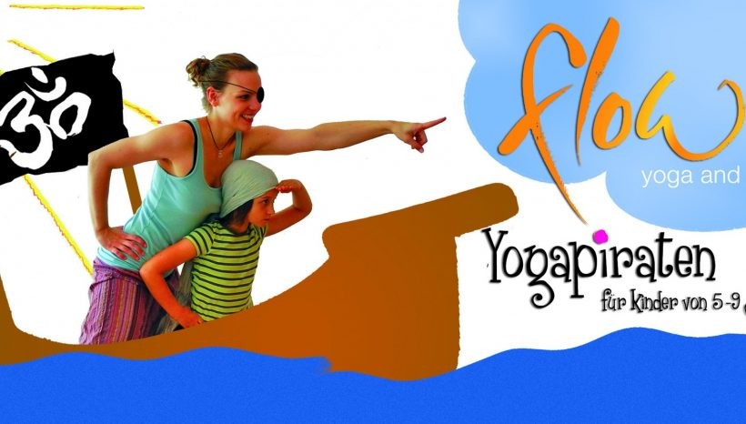 Ahoi Yogapiraten – neuer Kurs!