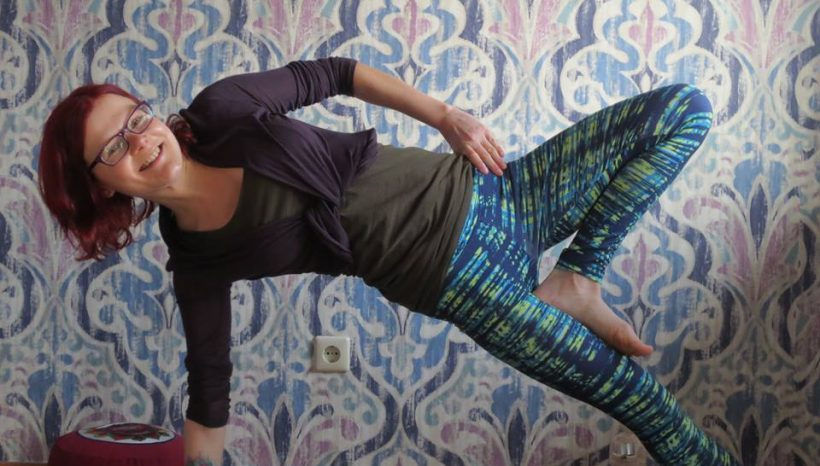 Yoga on the beat – Special mit Anne-Kathrin