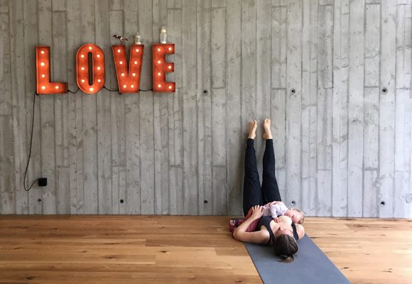 Yoga für Mamis