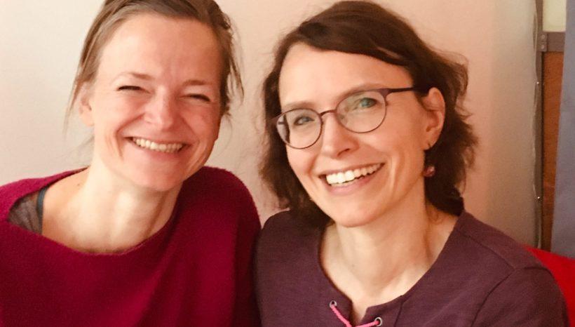 Weiterbildung für Yogalehrer: Deine Stimme und Du mit Ann und Karin Schubert