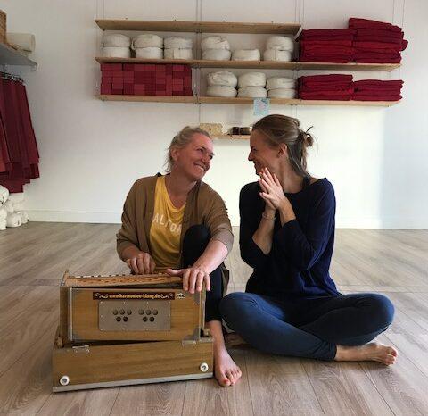 One Day Retreat mit Jahnava, Ann &Sabine     Ein Wohlfühltag mit Yoga, Kirtan & leckerem Essen 02.10.2021